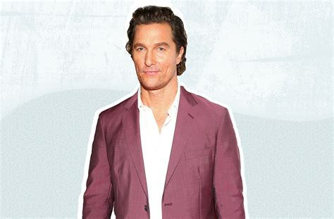 Try This Bedtime Story For Adults From Matthew Mcconaughey