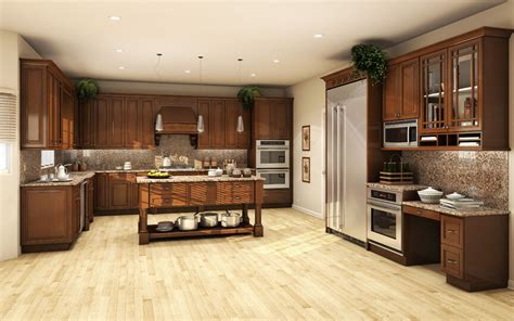 solid wood kitchen cabinets  fully assembled