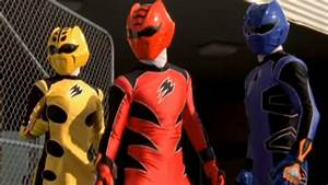 Dvd Review Power Rangers Seasons 13 17 Comicsonline