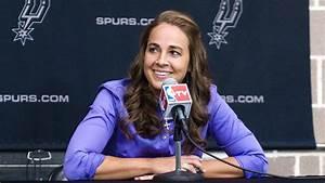 WNBA - How San Antonio Stars' Becky Hammon became a Spur