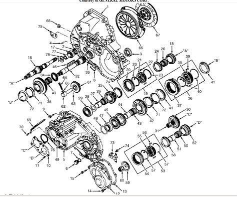 How You Split The Manual Transaxle Case Can Find