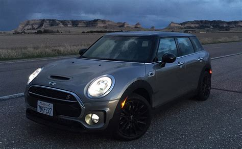 Mini Cooper Clubman 2016 Review by Road Test Review 2016 Mini Cooper S Clubman 187 Car Revs