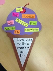 Cute Mothers Day Crafts - Kids & Preschool Crafts