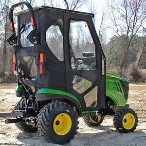 All Weather Cab For John Deere 1