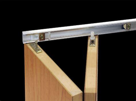 bifold closet door track hardware hostyhi
