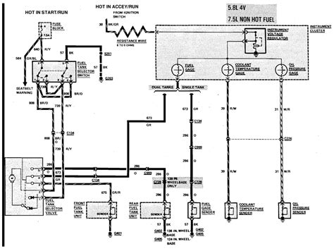 1985 Ford E250 Wiring Diagram by Where Can I Find A Fuel System Line Schematic For A 1986