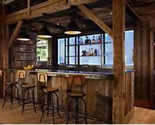Rustic Home Bar Designs by Rustic Home Bar Furniture Home Bar Design