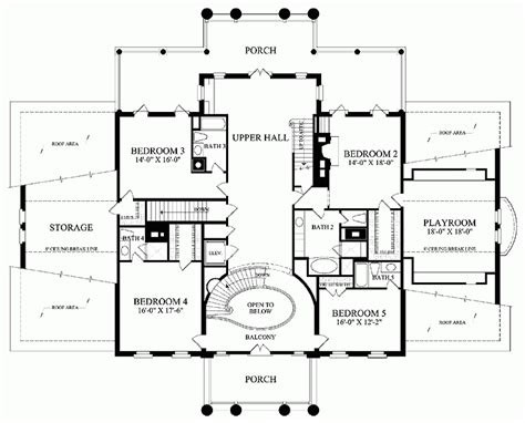 southern style floor plans southern plantation house plans numberedtype