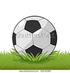 Cartoon Football Field Vector