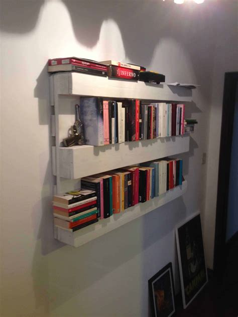 easiest bookshelf    single pallet