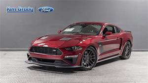 New 2019 Ford Mustang ROUSH Supercharged 2dr Car in Buena Park #12828 | Ken Grody Ford Orange County