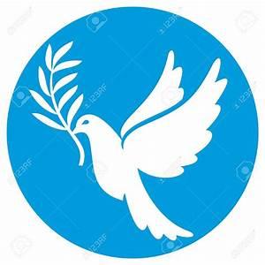 Dove clipart world peace - Pencil and in color dove ...
