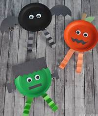 halloween decorations for kids 23 Easy DIY Halloween Crafts for Toddlers - Onechitecture