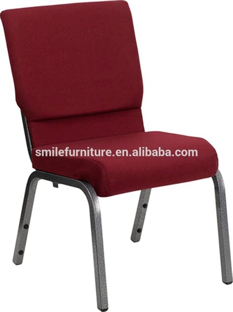 wholesale 2016 model burgundy cheap church chairs for sale