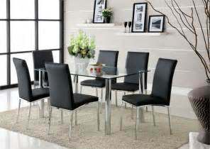 art van dining room square glass dining table modern