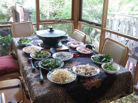 cuisine mongole recettes fondue vietnamienne ou chinoise