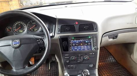 volvo   aftermarket navigation car stereo upgrade