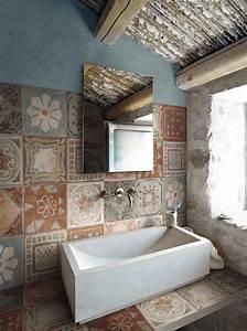 Küchenfliesen Boden Landhaus : badfliesen bad pinterest badezimmer designer badezimmer und b der ~ Sanjose-hotels-ca.com Haus und Dekorationen