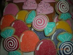 Candyland Cookies | Cookie recipies & decorating ideas ...