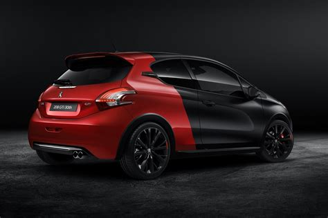 Peugeot 208 Wallpapers by Peugeot 208 Gti 30th Anniversary Wallpaper 1600x1067