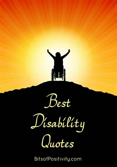 Disability Quotes Disabled Disabilities Special Education Needs