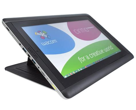 cintiq wacom companion pcmag dreamed professionals illustrators tablet bottom line cint