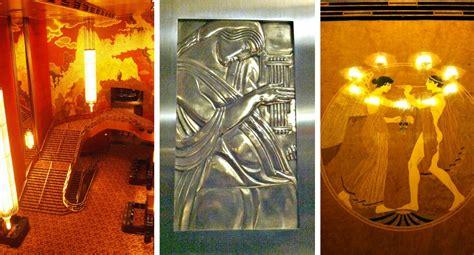uncovering  art deco elevators  landmarked