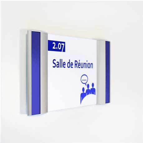 plaque de porte bureau plaque de porte modulable éléon direct signalétique