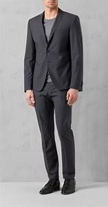 Anzug Auf Rechnung : baukasten anzug foxton walton dunkelgrau im strellson online shop ~ Themetempest.com Abrechnung