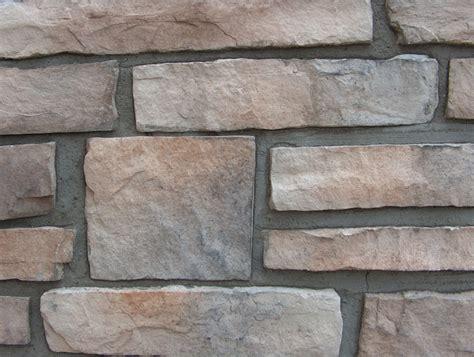 santa fe ledgestone manufactured stone  walls cast