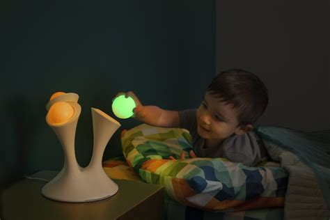 Night Light With Removable Ball Lights