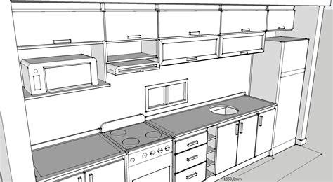 disenos  medida muebles de cocina carpinterof