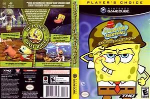 GQPE78 SpongeBob SquarePants Battle For Bikini Bottom