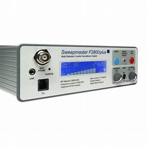 Sweepmaster F2800 Plus professional counter-surveillance ...