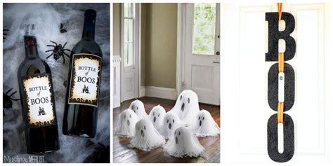 40+ Easy Diy Halloween Decorations