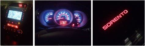 kia sorento dashboard lights new used nationwide uk car finders deals advice plus