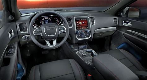 2017 Dodge Durango Limited Interior ? Theautoweek