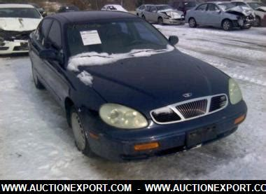 electric power steering 2000 daewoo leganza windshield wipe control 2000 daewoo leganza se car for sale at auctionexport
