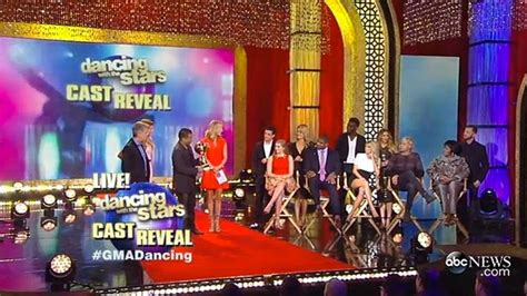 Dancing With The Stars Season 20 Cast Announced—Find Out ...