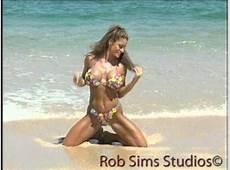 Jennifer Elrod,Fitness,Swimsuit Bikini model test shoots w