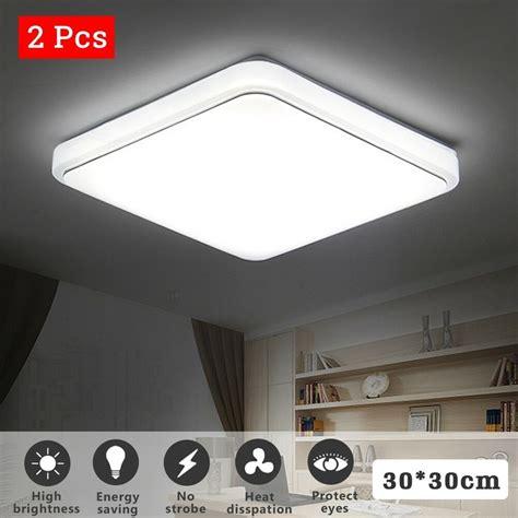 led ceiling  light dimmable flush mount kitchen