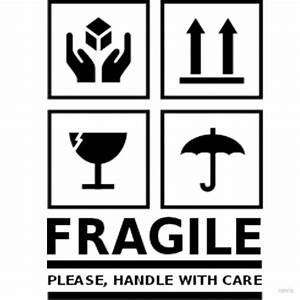 """Fragile - Handle With Care"" by neviz Redbubble"
