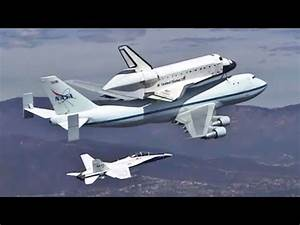 NASA Space Shuttle ENDEAVOUR Los Angeles Final Flight ...