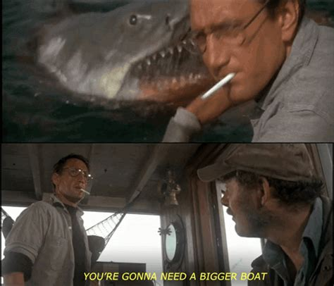 Who Said You Re Gonna Need A Bigger Boat In Jaws by 11 Times The Mandela Effect Will Leave You Questioning Reality