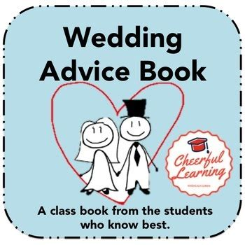Going From Advice by Marriage Advice From By Cheerful Learning Tpt