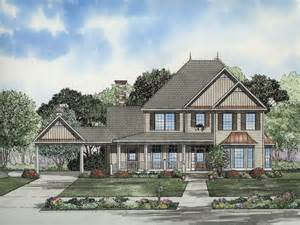 country home plans with front porch forest splendor luxury home plan 055d 0653 house plans