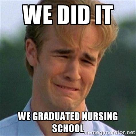 Nursing School Meme - nursing school graduation memes image memes at relatably com