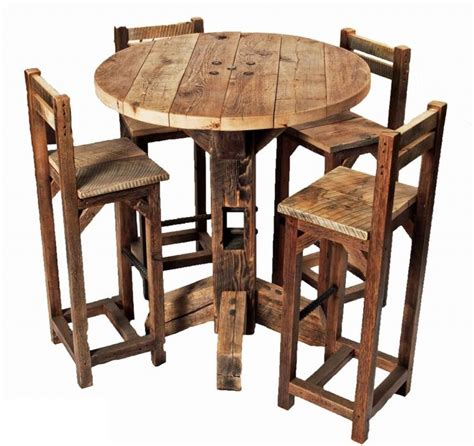 round bar table and chairs round pub table and chairs shelby knox