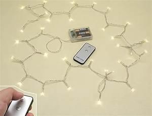 Led Batterie Lichterkette : lichterkette 30 led fernbedienung batterie innen ebay ~ Eleganceandgraceweddings.com Haus und Dekorationen