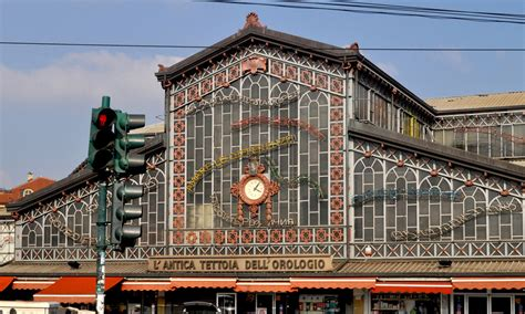 Porta Palazzo Market Turin by An Intriguing Taste Of Turin Indaily